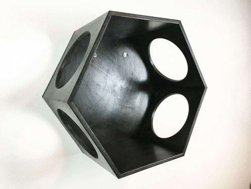 hexagon cat house furniture